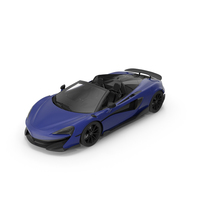 Sports Car Dark Blue PNG & PSD Images