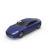 Car Dark Blue PNG & PSD Images
