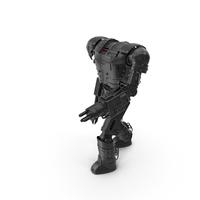 Black Robot PNG & PSD Images