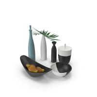 Jenev Short Vase PNG & PSD Images