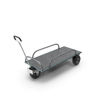 Three Wheeler Trolley PNG & PSD Images