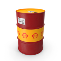 Oil Barrel Shell PNG & PSD Images