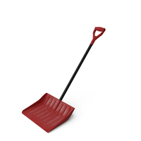 Snow or Utility Shovel PNG & PSD Images