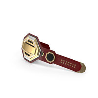 Gold Champion Belt PNG & PSD Images