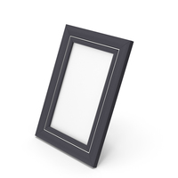 Small Plastic Photo Frame PNG & PSD Images