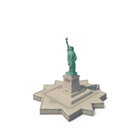 Statue Of Liberty PNG & PSD Images