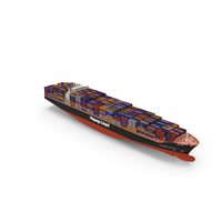 Container Ship PNG & PSD Images