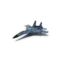 Sukhoi Su-27 SK Flanker PNG & PSD Images