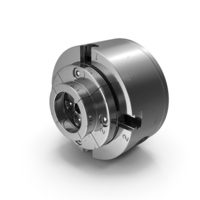 Adjustable 4 Jaw Self Centering Lathe Chuck PNG & PSD Images