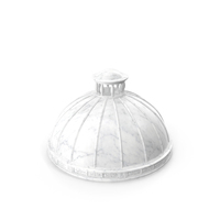 Antique Marble Dome PNG & PSD Images