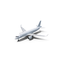 Airbus A220 100 Detailed Interior Generic PNG & PSD Images