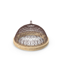 Antique Metal Dome Roof PNG & PSD Images