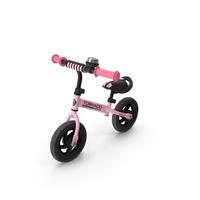 Pink Balance Bike PNG & PSD Images