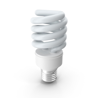 Energy Efficient Light Bulb PNG & PSD Images