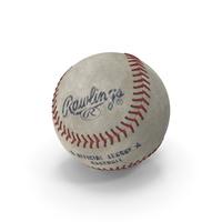 Baseball Rawlings (Old) PNG & PSD Images