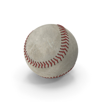 Old Baseball Without Logo PNG & PSD Images