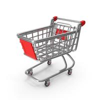 Cartoon Shopping Cart PNG & PSD Images