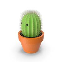 Toy Cactus PNG & PSD Images
