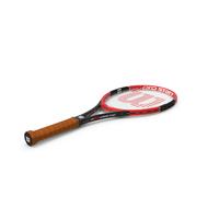 Tennis Racket Wilson Prostaff 97 RF PNG & PSD Images