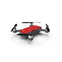 DJI Spark Quadcopter PNG & PSD Images