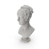 Jane Craufurd Bust PNG & PSD Images