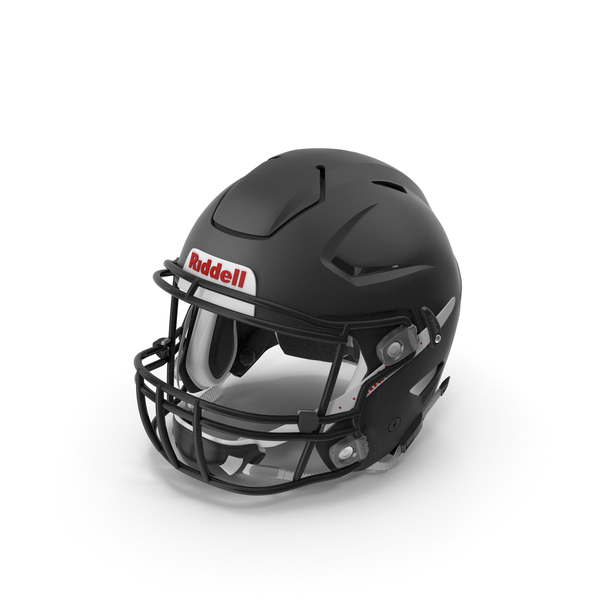Speedflex Helmet Riddell Black PNG & PSD Images