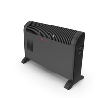 Convector Heater with Thermostat PNG & PSD Images