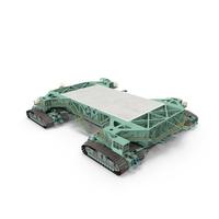 Mobile Launcher Platform Crawler PNG & PSD Images