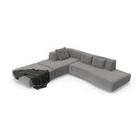 Bend Sofa PNG & PSD Images