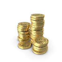 Coins 3 PNG & PSD Images