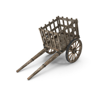 Medieval Cart PNG & PSD Images