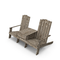 Old Chaise Lounge PNG & PSD Images