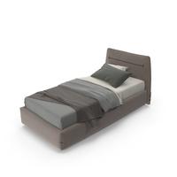 Jacqueline Poliform Bed Set PNG & PSD Images