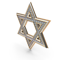 Bling Star Of David PNG & PSD Images