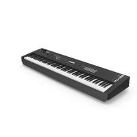 Sound synthesizer YAMAHA MX 88 PNG & PSD Images