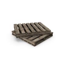 Old Wooden Pallet PNG & PSD Images