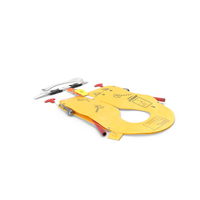 Airline Inflatable Life Vest PNG & PSD Images