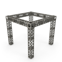 Steel Truss Constructor PNG & PSD Images