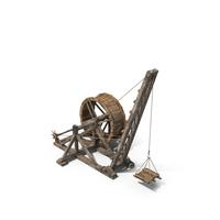 Wooden Crane PNG & PSD Images