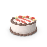 Happy Birthday Cake PNG & PSD Images