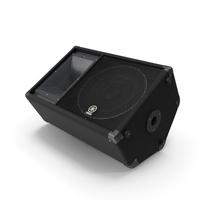 Professional Speaker Yamaha SM12V PNG & PSD Images