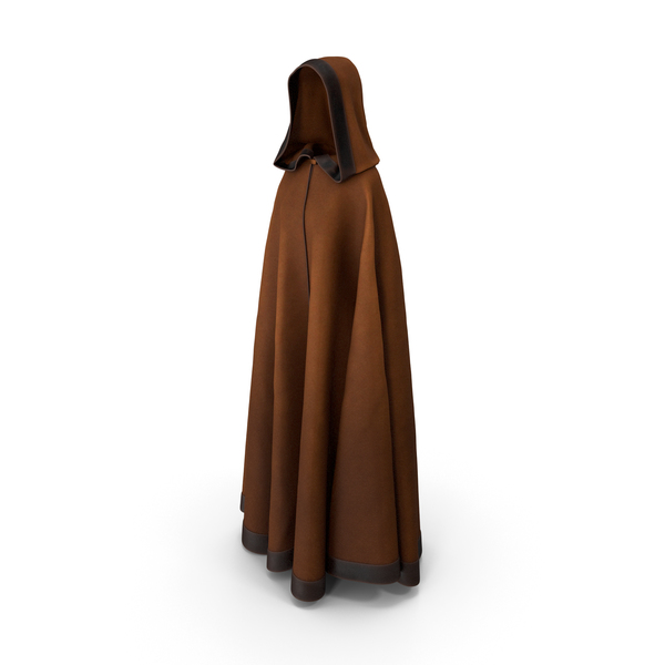Hooded Cloak PNG & PSD Images