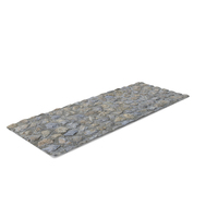 Cobblestone Scanned + Tiled Textures PNG & PSD Images
