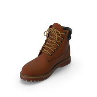Mens Boots 2 Brown PNG & PSD Images