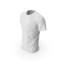 Men Round Neck T-Shirt PNG & PSD Images