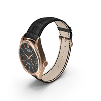 Rolex Cellini Date Black Dial PNG & PSD Images