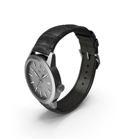 IWC Ingenieur Automatic Wristwatch PNG & PSD Images