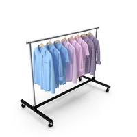 Shirt Clothing Rack PNG & PSD Images