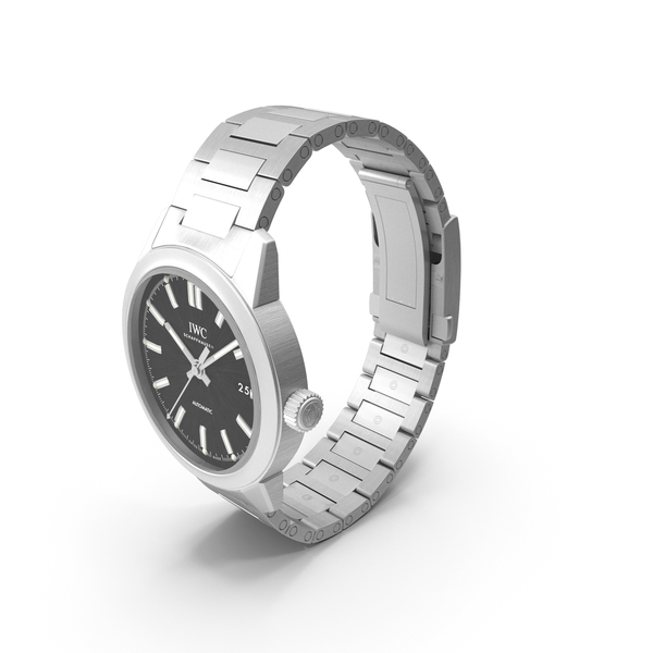 IWC Ingenieur Automatic Steel PNG & PSD Images