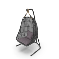 Garden Hanging Chair PNG & PSD Images